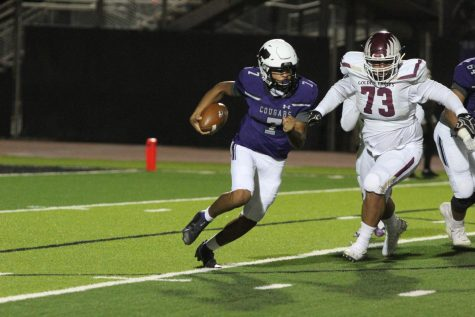 Cougars defeated by Andress